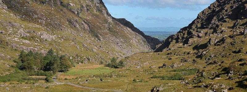 Cycle the Gap of Dunloe Killarney