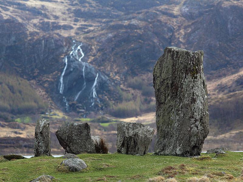 Lauragh Stone Circle