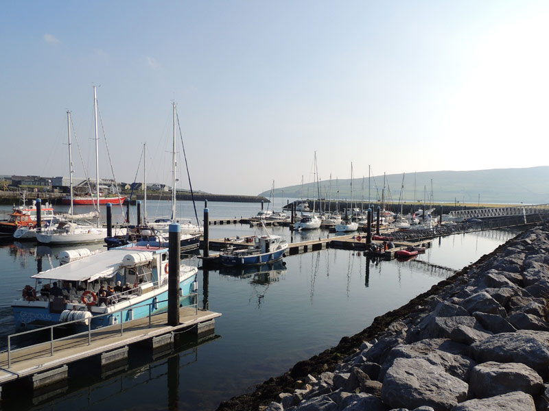 Dingle Peninsula Cycle - Dingle Marina