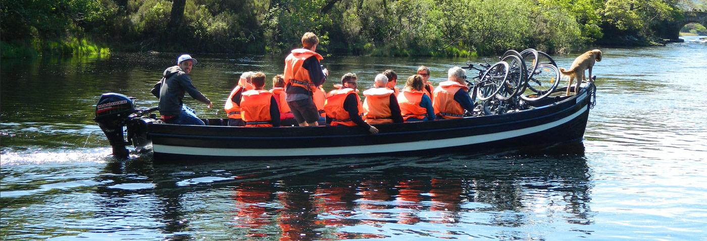 Killarney Boat Trip