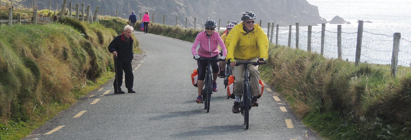 Slea Head cycle tour