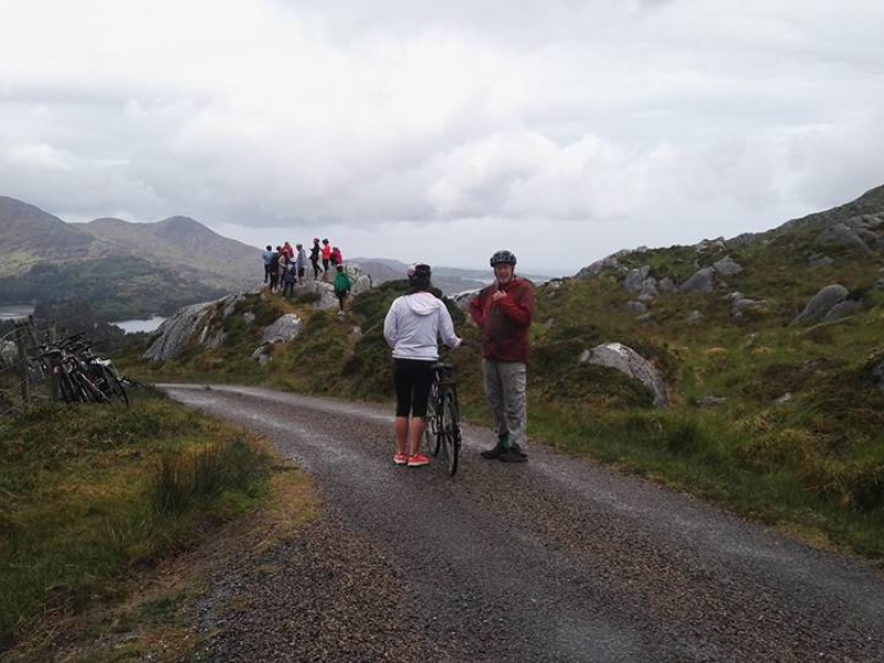 Beara Peninsula cycling tour