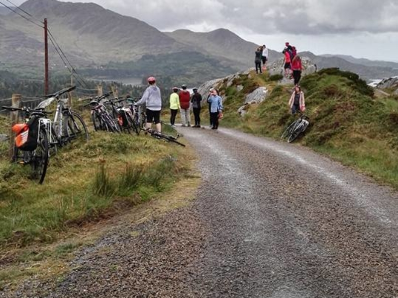 Beara Peninsula cycling tour