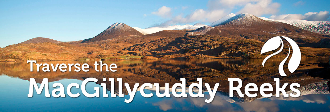 Cycle the MacGillycuddy Reeks