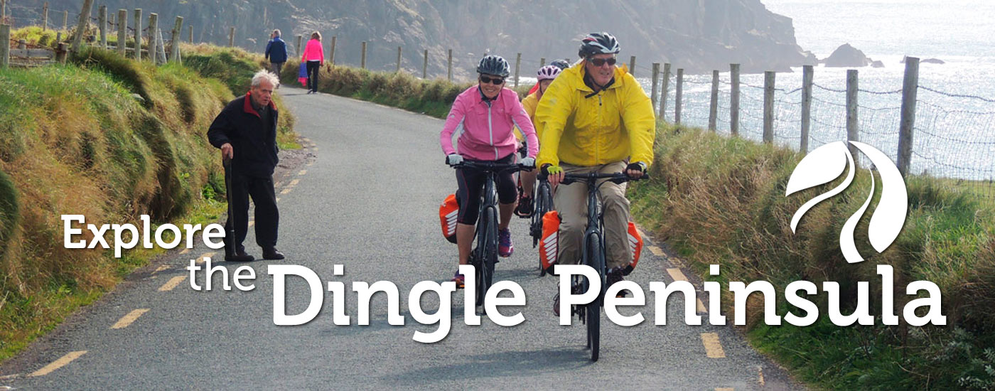 Cycle the Dingle Peninsula