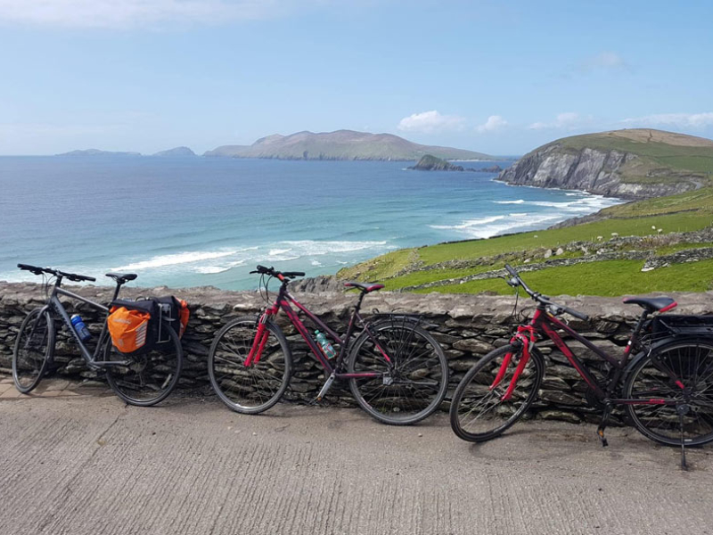 Slea Head cycle